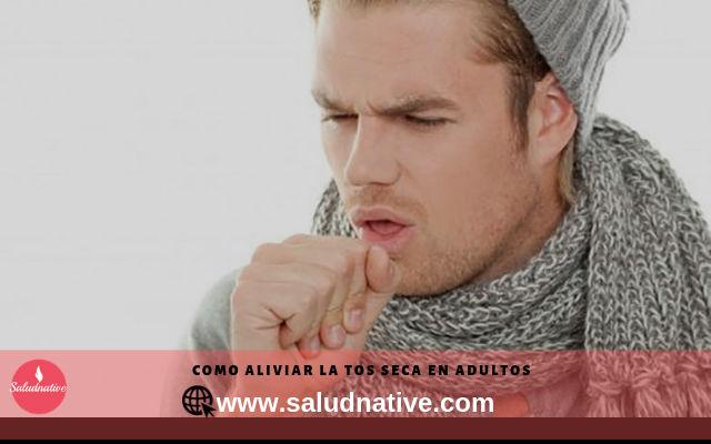 Remedios caseros para la tos seca en adultos