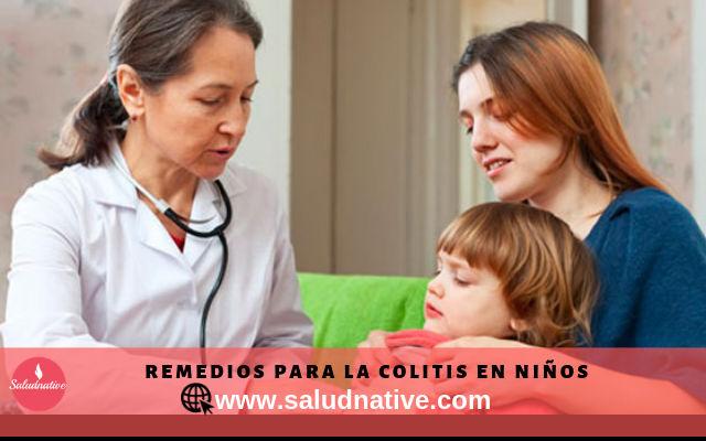 Remedios caseros para la colitis en niños