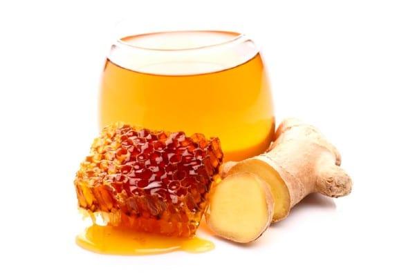 jengibre y miel para dolor de estomago