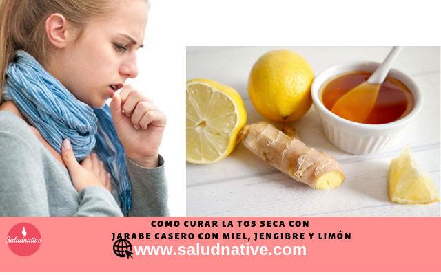 como quitar la tos seca rapidamente con remedios caseros