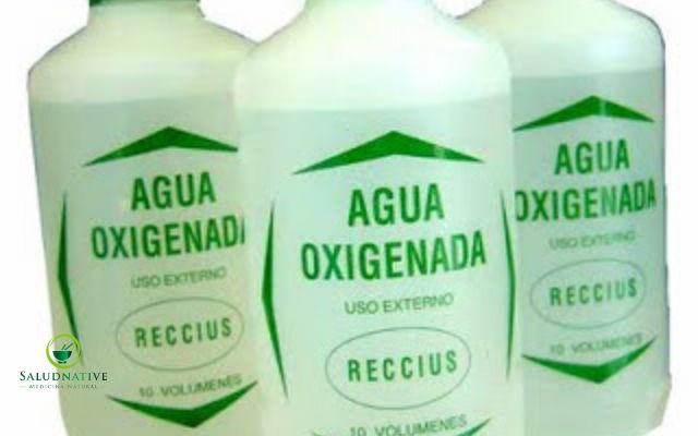 eliminar el mal olor de axilas con agua oxigenada