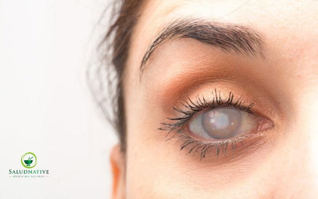como curar las cataratas de los ojos naturalmente