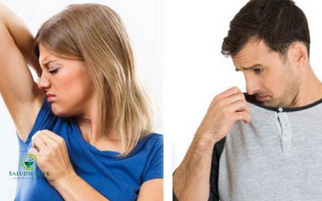 como prevenir el mal olor en las axilas
