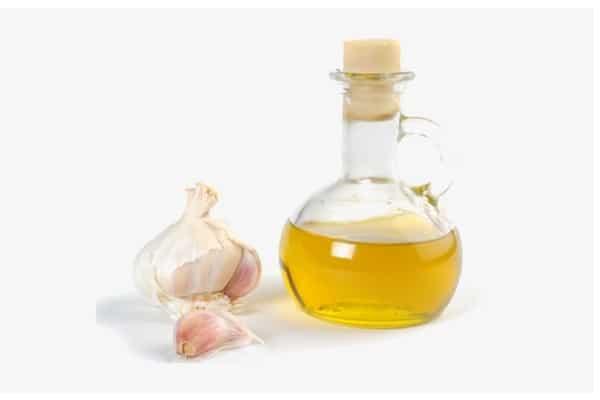 gotas de aceite de oliva