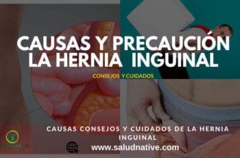 hernia inguinal tratamientos