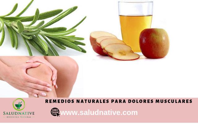 remedios caseros para dolores musculares