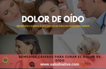 remedios caseros para infeccion de oido