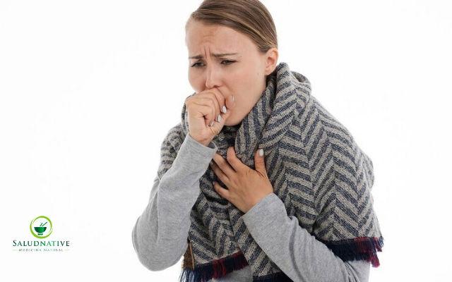 sintomas de la tos