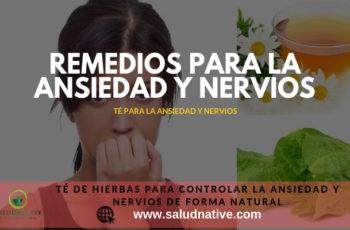 ansiedad y nervios