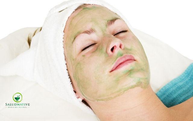 mascarilla de aloe vera para eliminar manchas del rostro