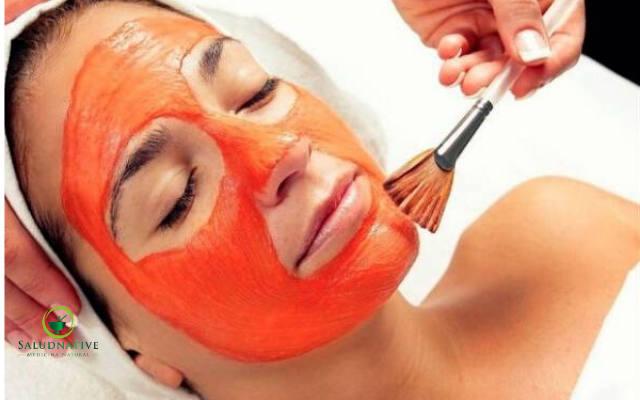 mascarillas de tomate para el acne