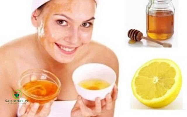 mascarilla yogurt miel y limon para eliminar manchas de acne
