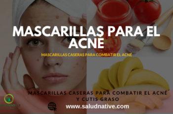 mascarillas para el acne y cutis graso