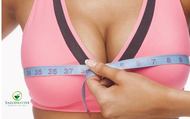 aumento de senos de forma natural y efectivo