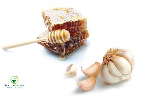 ajo y miel para curar el herpes