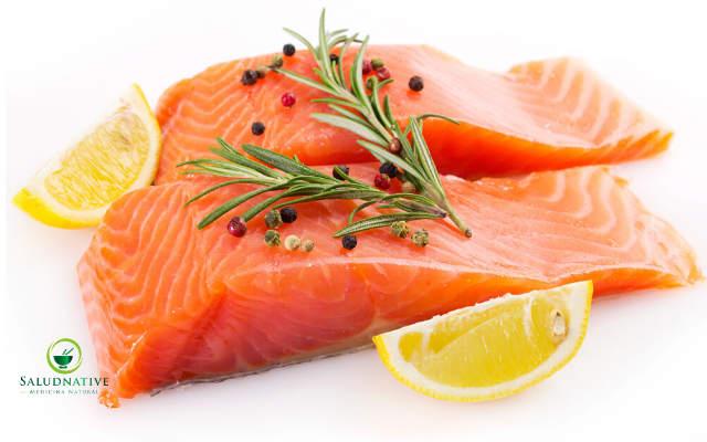 como preparar el salmon para limpiar la sangre
