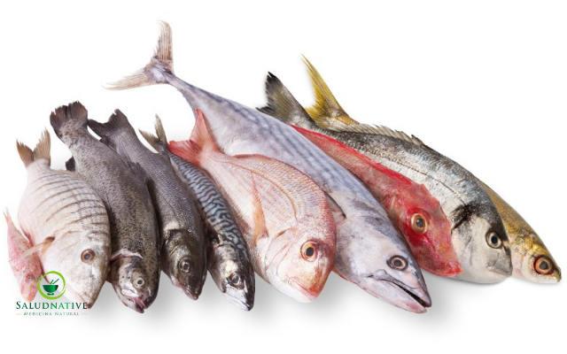consumir pescado para bajar el colesterol