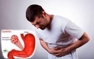 como curar la gastritis de forma natural