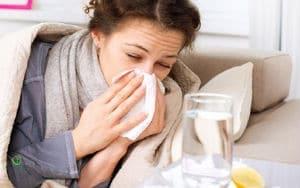 como curar la gripe con remedios caseros