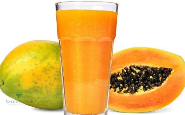 jugo de papara para dolor de estomago