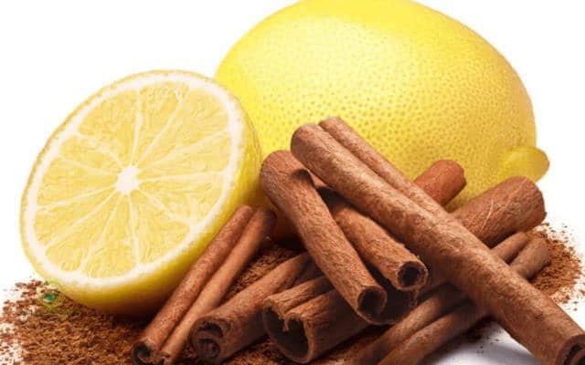 limon y canela para eliminar las celulitis