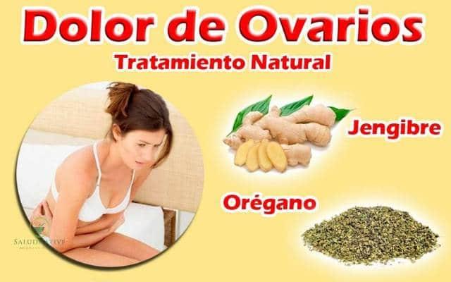remedios caseros para dolor de ovarios despues de la regla