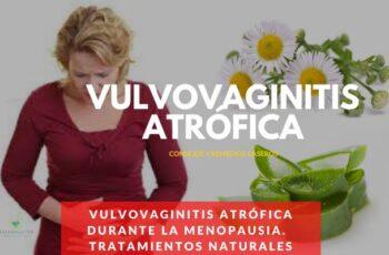 remedios caseros para vulvovaginitis atrofica