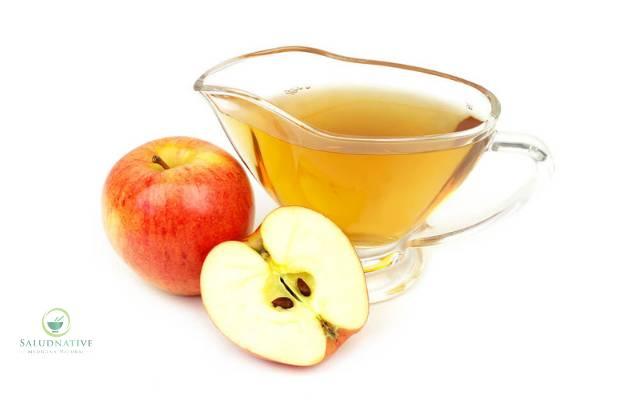 vinagre de manzana para uñas encarnadas