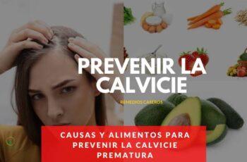 alimentos para prevenir la caida de cabello en mujeres