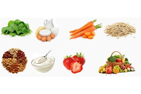 alimentos para prevenir la caida de cabello