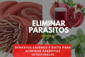 remedios caseros para eliminar parasitos intestinales