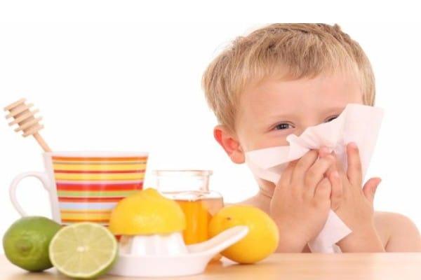 como aliviar la tos en nños