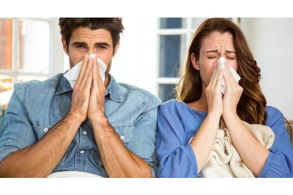 diferencia entre la gripe y resfrio