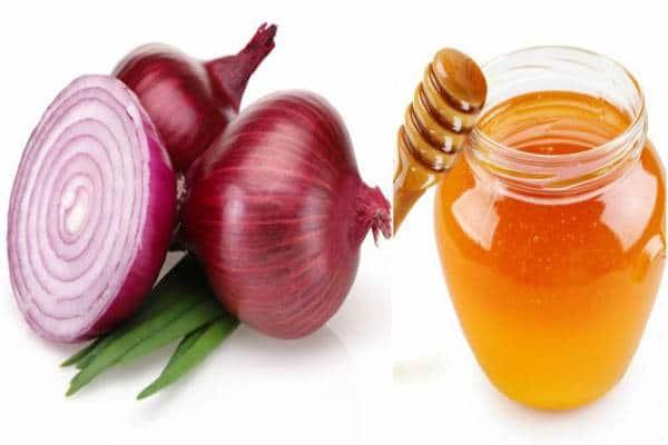 miel y cebolla para la gripe
